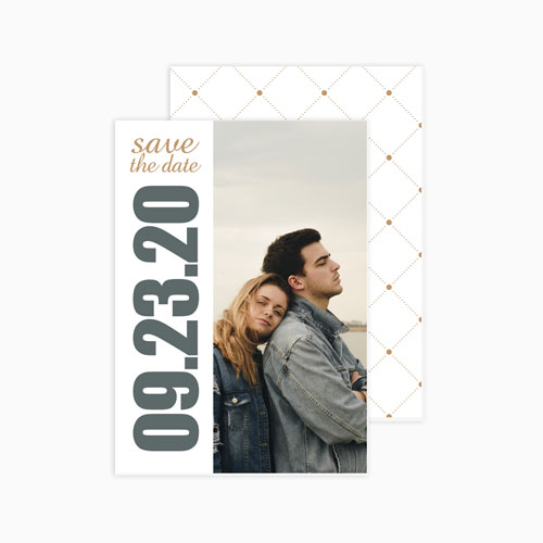 (retired) Save the Date | Bold