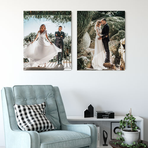 Wedding Acrylic Wall Art